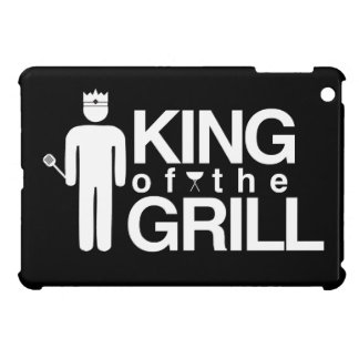 King of the Grill iPad Mini Covers