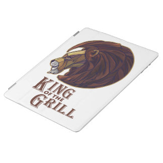 King of the Grill iPad Smart Cover