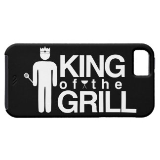 King of the Grill iPhone SE/5/5s Case