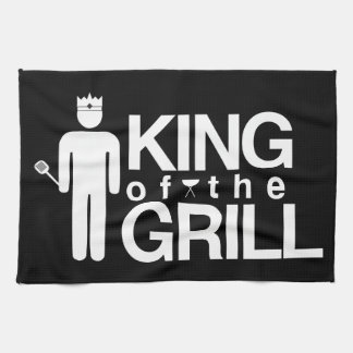 King of the Grill Hand Towels