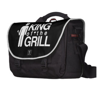 King of the Grill Laptop Commuter Bag