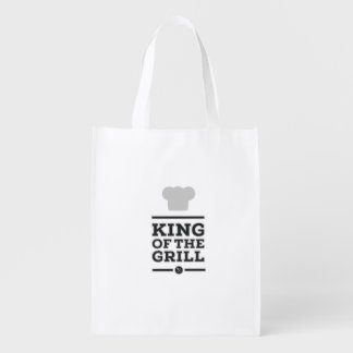 King of the grill market totes