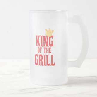King of the Grill Coffee Mug