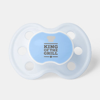 King of the grill pacifier
