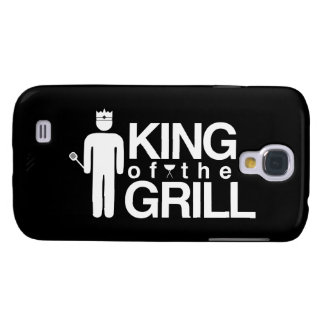 King of the Grill Samsung Galaxy S4 Cover