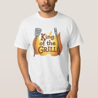 King of the Grill T-Shirt