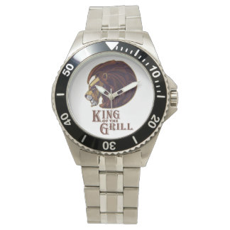 King of the Grill Watches