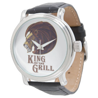 King of the Grill Wristwatches