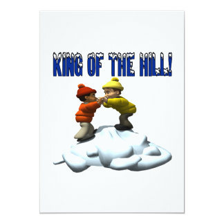 King Of The Hill Card