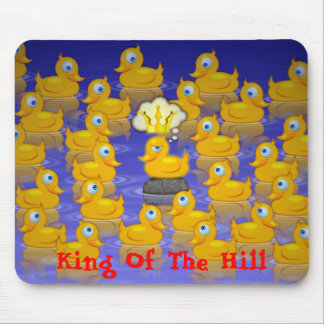King Of The Hill Mouse Pad