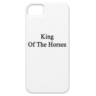 King Of The Horses iPhone SE/5/5s Case