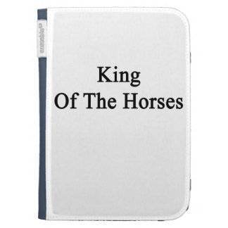 King Of The Horses Kindle 3 Case