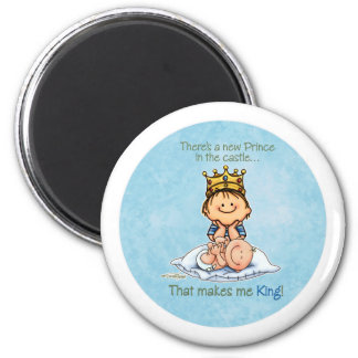 King of the house - Big Brother magnet