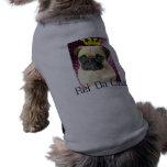 King Of the House Dog Tee Shirt