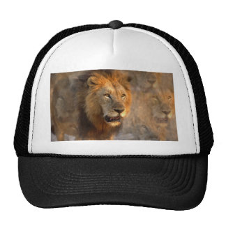 King of the Jungle Baseball Hat