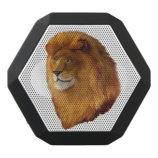 King of the Jungle Black Bluetooth Speaker