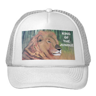 KING OF THE JUNGLE cap Trucker Hat