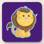 King of the Jungle Drink Coasters
