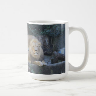 King of the Jungle 'Lion' Coffee Mug