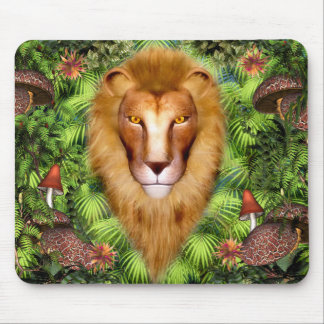 King Of The Jungle Mousepad
