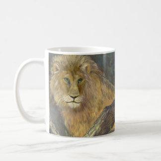 King of the Jungle Classic White Coffee Mug
