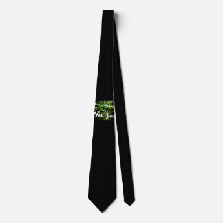 King of the jungle neck tie