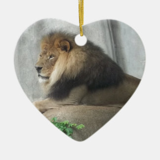King of the Jungle Ornaments