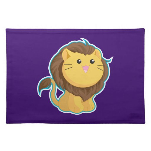 King of the Jungle Placemats