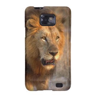 King of the Jungle  Samsung Galaxy Case Samsung Galaxy SII Case