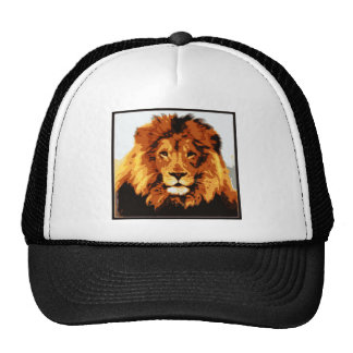 King of the jungle trucker hat