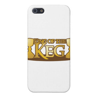 king of the keg cover for iPhone SE/5/5s