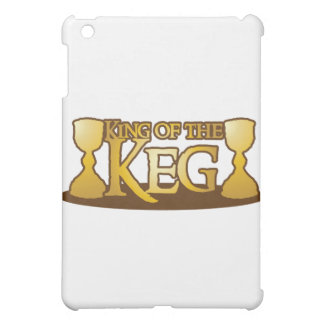 king of the keg cover for the iPad mini