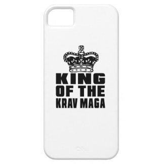 KING OF THE KRAV MAGA iPhone 5 COVER