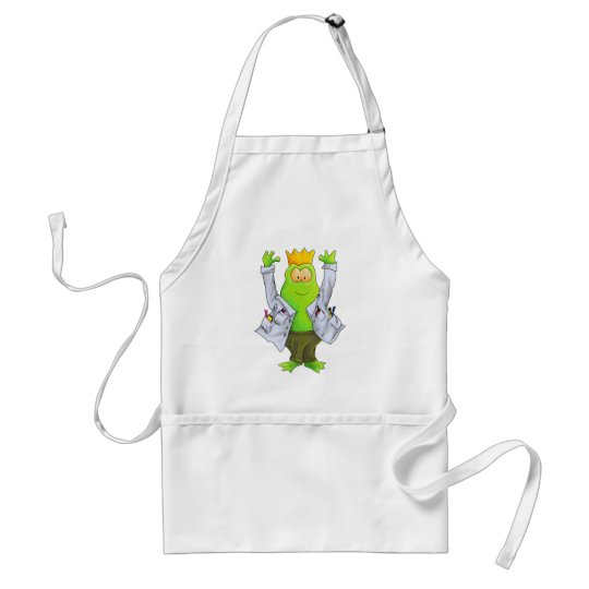 King of the Lab Adult Apron