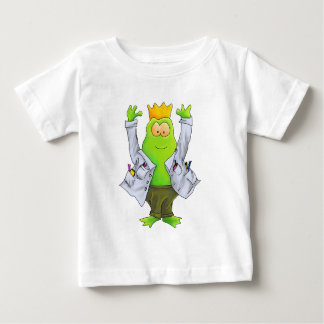 King of the Lab Baby T-Shirt