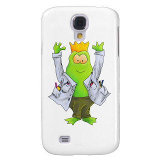 King of the Lab Galaxy S4 Case