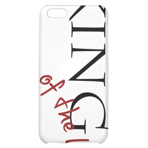 King of the Lab iPhone 5C Covers