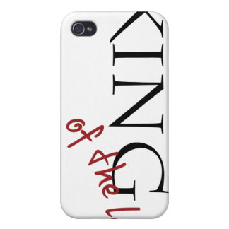 King of the Lab iPhone 4/4S Cases
