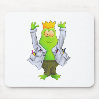 King of the Lab Mouse Pad