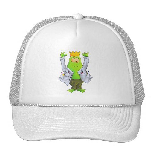 King of the Lab Trucker Hat