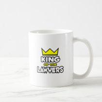 King of the Lawyers Mug