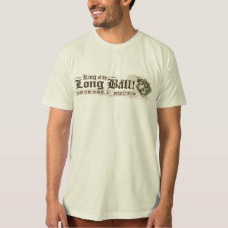 King of the Long Ball! Baseball T-Shirt