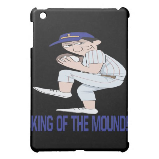 King Of The Mound Case For The iPad Mini