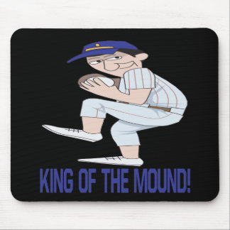 King Of The Mound Mouse Pad