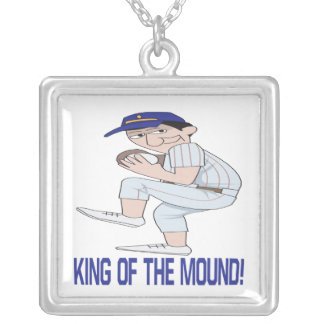 King Of The Mound Necklace