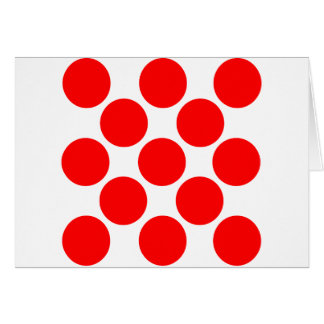 King of the Mountain dots Card