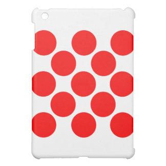 King of the Mountain dots iPad Mini Cases
