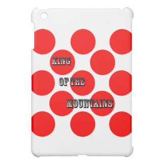 King of the Mountains Dots Case For The iPad Mini