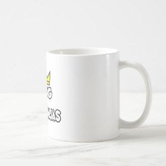 King of the Ninjas Coffee Mug