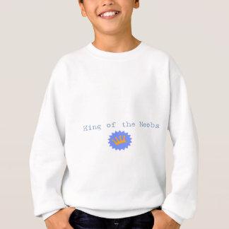 King of the Noobs Sweatshirt